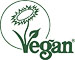 Diese Kuvertüre ist vegan.