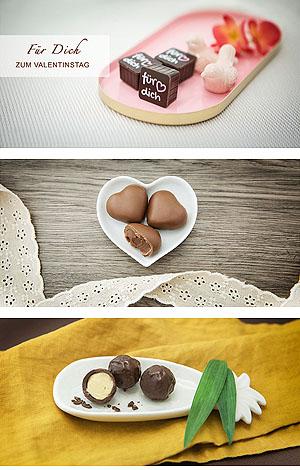 Valentinstagspralinen selber machen