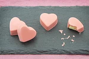 Pralinen Sweethearts selber machen