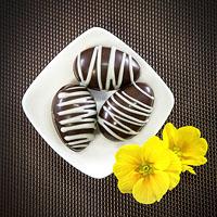 Eierlikör-Tüffel - leckere Pralinenrezepte zum Selbermachen