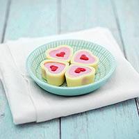 Kirsch-Herz-Pralinen selber machen
