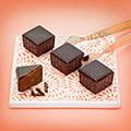dunkle Karamell-Pralinen selbermachen