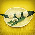 Ananas-Lemon-Pralinen selbermachen