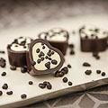 Cappuccino-Herz-Pralinen selbermachen