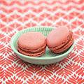 Erdbeer-Limette-Macarons selber machen