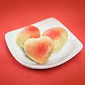 Trüffel mit Erdbeercreme selber machen