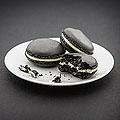 Black-White-Macarons selber machen