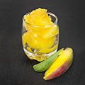 Mango-Sorbet selber machen