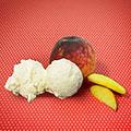 Pfirsich-Mascarpone-Eis selber machen