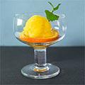 Orangensorbet selber machen