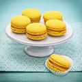 Pfirsich-Passionsfrucht-Macarons selber machen