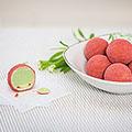 Waldmeister-Erdbeer-Trüffel selbermachen