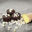 Ingwer-Trueffel-Pralinen selbst gemacht